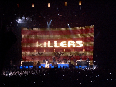 THE KILLERS @ BADALONA
